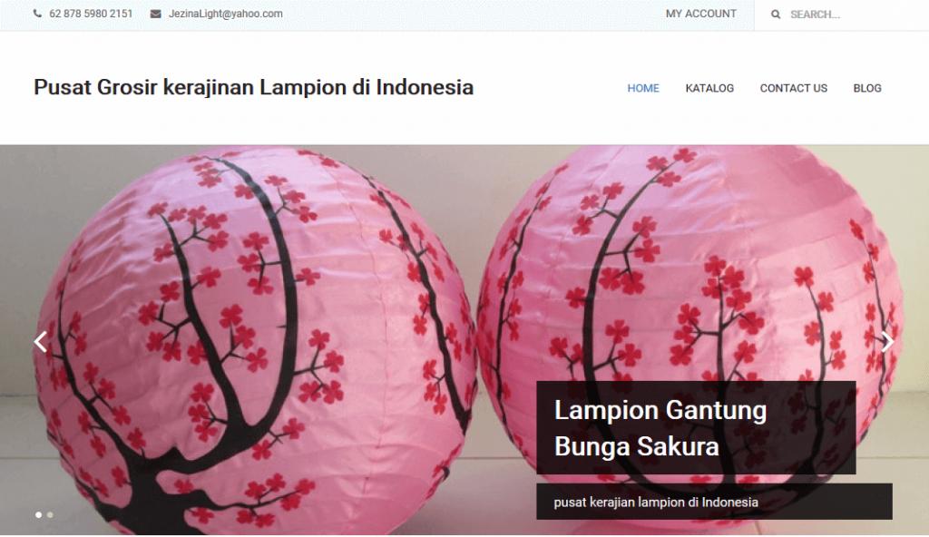 AgenLampion.Com