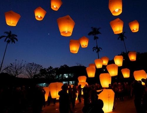 Jual Lampion Terbang Bali Unik dan Berciri Khas
