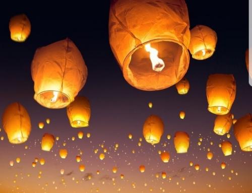 Keistimewaan Lampion Terbang Dengan Berbagai Pilihan Bentuk yang Menarik