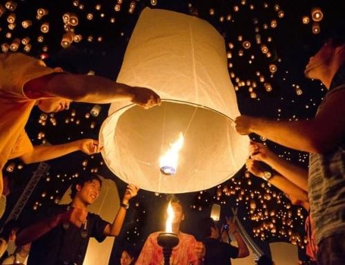 Cara Mudah Membuat Lampion dari Bahan-Bahan Sederhana di Sekitar